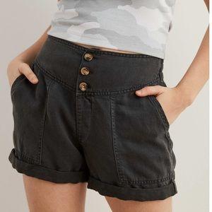 Aerie Twill Shorts